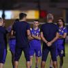 بالصور : النصر يستأنف تدريباته بعد الراحة وزوران يجتمع باللاعبين