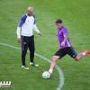 زيدان يعلن عن مصير لاعبه الكولومبي
