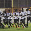 المنتخب السعودي يواصل تدريباته استعداداً لمواجهته أمام منتخب تايلاند