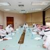 اجتماع رئيس الاتحاد برؤساء أندية الدرجة الأولى
