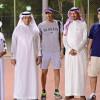 دورة تدريب التنس الأولى المفتوحة تختتم منافساتها مساء اليوم