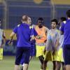 راحة يومين للاعبي النصر قبل بدء الإعداد للقاء الشباب