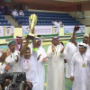 وكيل امارة عسير يتوج منتخب عمان ببطولة الخليج الثانية للإعلاميين