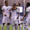 المنتخب السعودي يحصد ثلاث نقاط من فم الأسد
