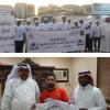 الثقبة يوقع مع المهدي وكشافة النادي يشاركون في خدمة زوار المسجد النبوي