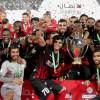 أهلي دبي بطلاً للسوبر الإماراتي على حساب الجزيرة