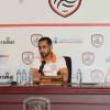 بالصور : المؤتمر الصحفي لمدرب الشباب سامي الجابر عن لقاء الأهلي