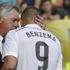 أنشيلوتي ينهال بالاشادة على مهاجم ريال مدريد