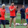 برشلونة يعود للتناوب رغم غياب ميسي