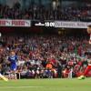 أرسنال يربح موقعة لندن أمام تشيلسي بثلاثة أهداف نظيفة