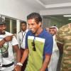 لاعبو الاتفاق يرافقون جمعية بناء في زيارة لمستشفيات المانع