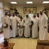مكتب تعليم شمال مكة يكرِم بطل خليجية الجودو عبدالرحمن الردادي