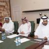 مجلس إدارة نادي هجر الجديد يعقد أولى إجتماعاته