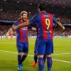 ميسي ينال الاشادة في برشلونة