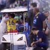 تفاعل جماهيري في تويتر مع إصابة لاعب النصر الجبرين بالرباط الصليبي