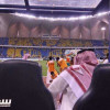 العمراني يطالب جماهير النصر بالدعم المستمر