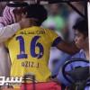 جماهير النصر تعلن مساندتها للاعبه