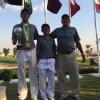 سعود الشريف يتوج بكأس العرب للجولف للناشئين