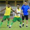 قادري يصحح أخطاء لاعبي الخليج في مناورة والإصابة تبعد العليوي