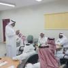""""""" الملحم """" يختتم برنامج ( المهارات الاساسية لتعليم الكبار ) بمركز تدريب المبرز"""