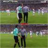سامي يتلقى اول عقوبة له كمدرب لـ الشباب بعد تأثيره على حكم المباراة