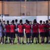 الشباب يواصل استعداداته للقاء فريق (الفتح)