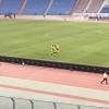 المدرب زوران ماميتش طلب من الاعبين الاحتياط بالجري حول الملعب بعد نهاية المباراة