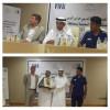 إختتام دورة الفيفا الدولية لمدربي الحراس في جامعة الملك فيصل بالأحساء