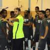 اخضر الصالات يواصل تحضيراته لمواجهة البحرين