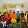 ختام منافسات كرة الطاولة لذوي الإعاقات الحركية و الشلل الدماغي في الجوف