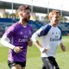 ريال مدريد يستعيد الثنائي المصاب في الديربي