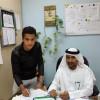 اليمني فارس فواز يدعم شباب قدم العدالة