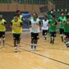 اخضر الصالات يكثف تدريباته لمواجهة البحرين