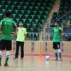 اخضر الصالات يواصل تحضيراته لودية البحرين