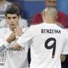 بنزيمة نقطة ضعف ريال مدريد