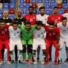 اخضر الصالات يخسر ودية البحرين