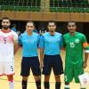اخضر الصالات يتغلب على المنتخب البحريني