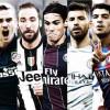 بنزيمة ورقم خاص في الدوريات الأوروبية الكبرى