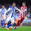 اتلتيكو مدريد يسقط أمام سوسيداد بهدفين دون رد