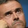 انريكي يتسبب في قلق برشلونة