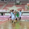 الفتح يتفوق على الحكمة اللبناني ضمن البطولة العربية لكرة السلة