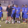 غاريدو يمنح لاعبي الاتفاق يوم الاثنين راحة عن التدريبات