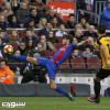 مالاجا يثبت ان برشلونة فقط ميسي