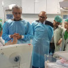 سلمان بن ابراهيم يزور أكاديمية إتحاد ميانمار و مستشفى الأطفال في يانغون