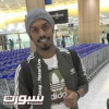 ابراهيم غالب يصل الرياض بعد فترة التأهيل في فرنسا