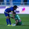 صور من لقاء التعاون و النصر – دوري جميل ( عدسة محمد الحصين )