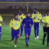 بالصور : النصر يستأنف تدريباته للباطن و الامطار تغرق الصالة الرياضية بمقر النادي