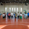 مكتب التعليم بالجموم مهرجان كرة الطائرة