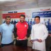 إدارة العدالة توقع عقداً مع المدرب أحمد ساري