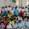التعليم بالجموم يختتم مهرجان كرة الطائرة